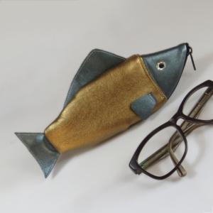 Neocane : Brillenetui Fisch